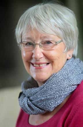 Jackie White MBE